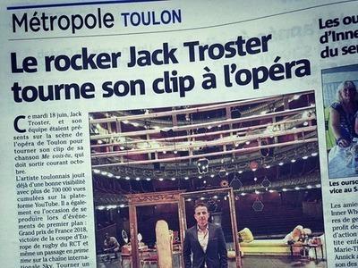 Jack Troster opera toulon
